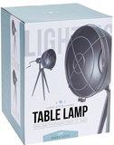 Tafellamp Spotlight - zwart_