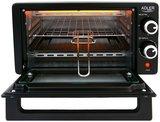 Adler AD6003  - Elektrische oven - 9L - 1000W_
