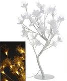 Bloemenboom met fiberverlichting (45cm)_