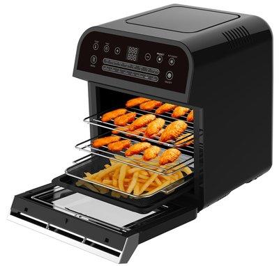 Hetelucht friteuse 12 liter