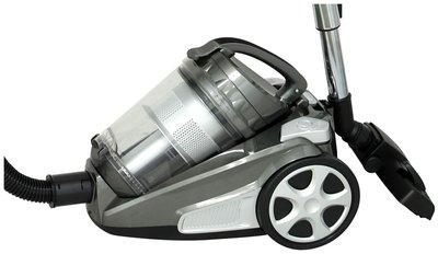 Cycloonstofzuiger - 850 Watt antraciet / zilver