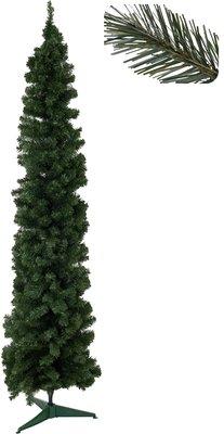 Kerstboom smal - Hoogte 210 cm