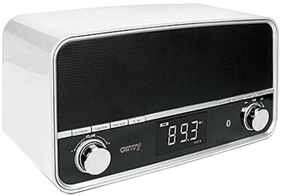 Camry CR 1151 - USB Radio met bluetooth - wit