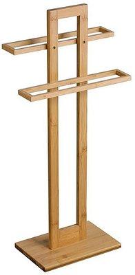 Handdoekrek bamboe 85 cm