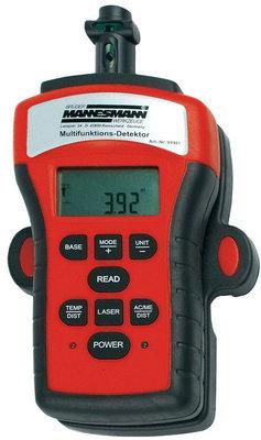 Brüder Mannesmann Multifunktionele laser meter