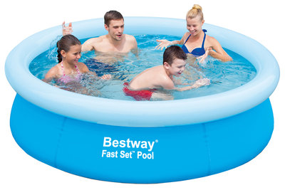 Bestway Fast set zwembad (198x51cm)