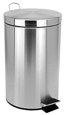 Roestvrijstalen pedaalemmer (5 liter)