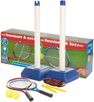 Tennisset compleet