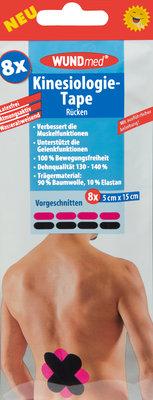 WUNDmed  Kinesiology tape voor rug