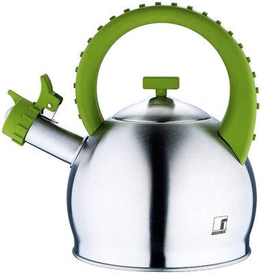 Bergner  RVS fluitketel 2.8 liter