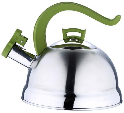 Bergner  RVS fluitketel 2.5 liter