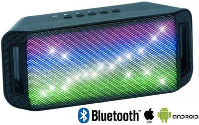 Draadloze Bluetooth luidspreker 2x3W