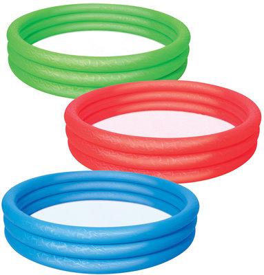 Bestway  Kinderzwembad 3-rings 183x33cm