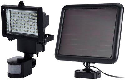 Solarlamp met bewegingsmelder
