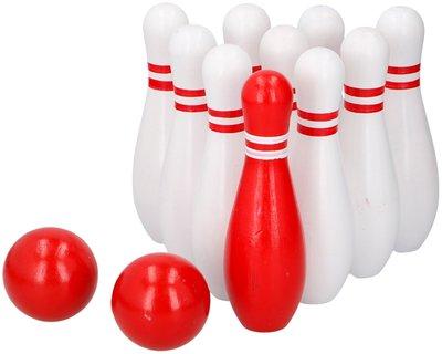 Houten Bowlingspel