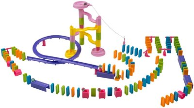 Domino playset - 158 dlg