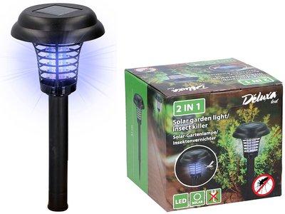 Solar tuinlamp / insectenlamp