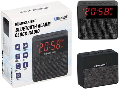Bluetooth Wekkerradio