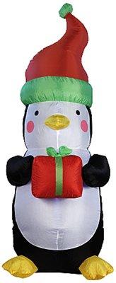 Pinguin XXL 180cm met verlichting