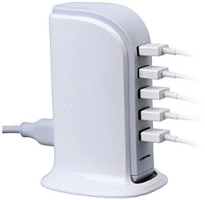 Oplaadstation 5-poorts USB