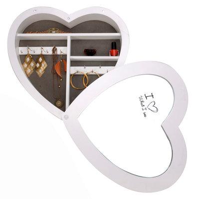 Sieradendoos - hartvorm