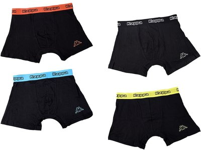 Kappa boxershorts 4-pack - L