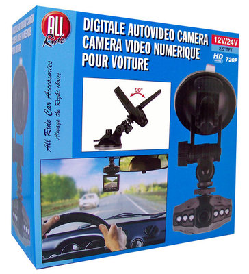 All Ride Dashcam
