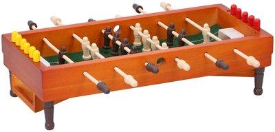 Mini tafel voetbal - hout