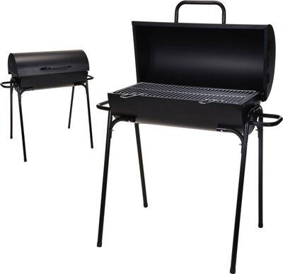 Houtskool barbecue cilinder
