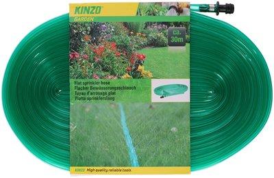 Kinzo Platte sprinklerslang -  30 meter