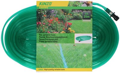 Kinzo Platte sprinklerslang -  25 meter