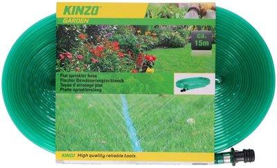 Kinzo Platte sprinklerslang - 15 meter