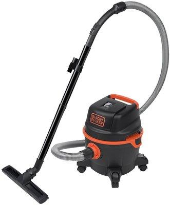 Black & Decker Stofzuiger - nat en droog - 1200W -15 liter