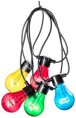 LED Tuinverlichting multicolor - 160 LED's