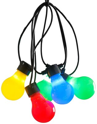 LED Tuinverlichting multicolor - 80 LED's