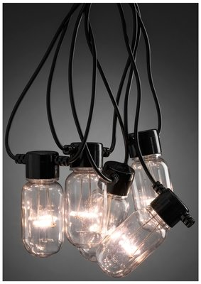 LED Tuinverlichting opaal - 80 LED's