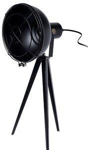 Tafellamp Spotlight - zwart