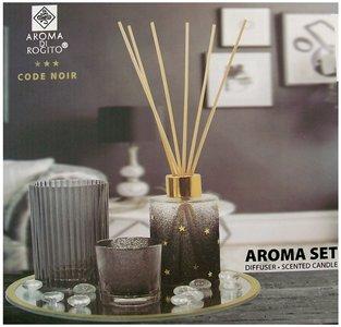 Aroma Giftset - Code Noir