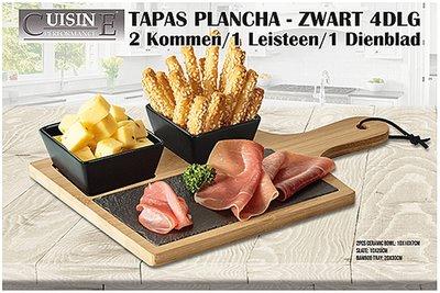 Tapas Plancha - 4 delig